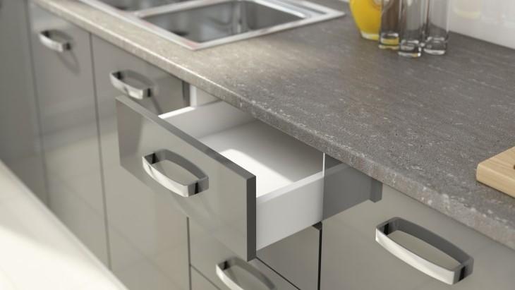 Küche - Arbeitsfläche